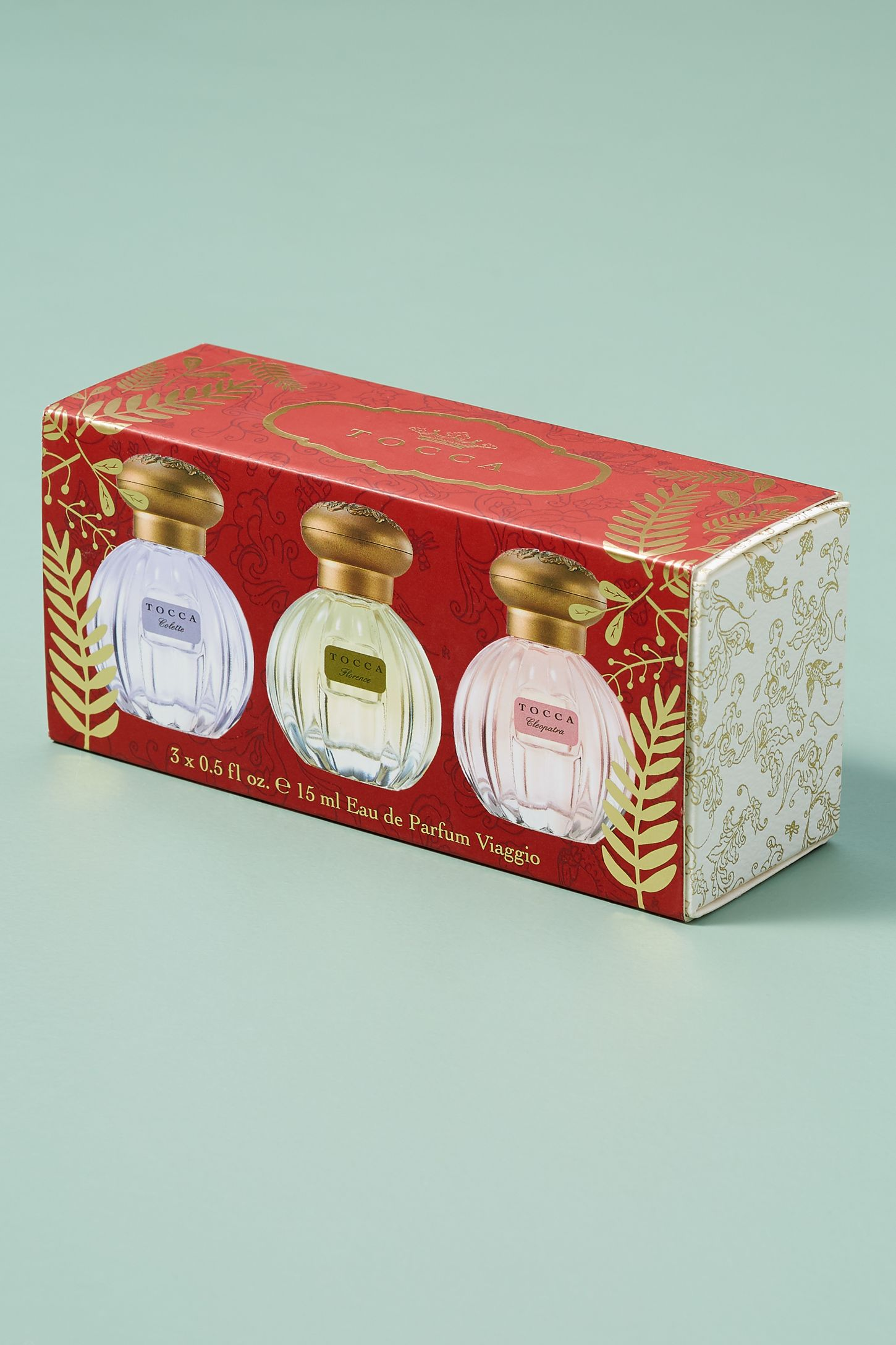Tocca Eau de Parfum Set Cleopatra