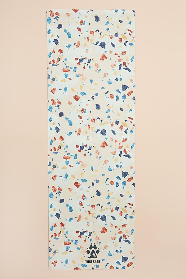 Yogi Bare Teddy Terrazo Print Yoga Mat Anthropologie Uk