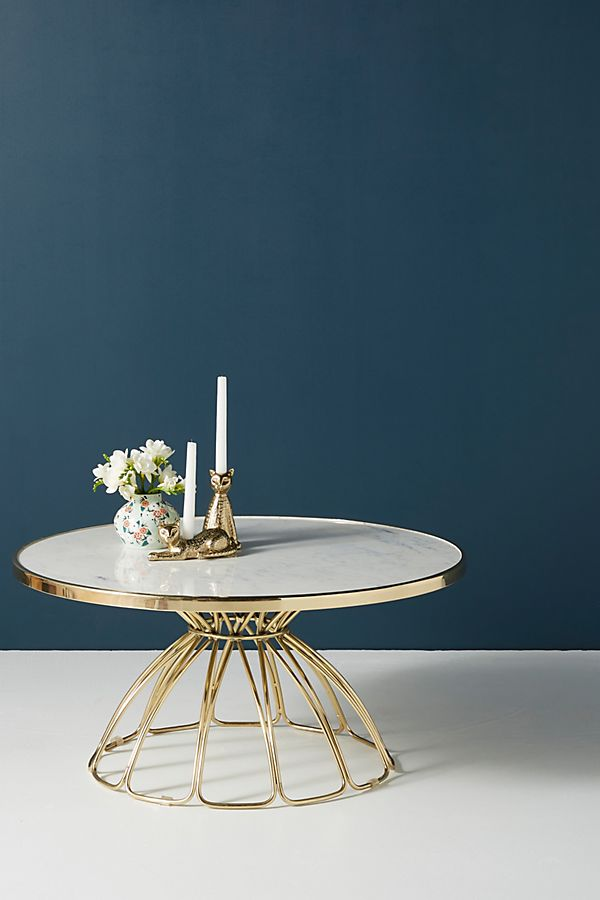 Seaford Coffee Table Anthropologie Uk