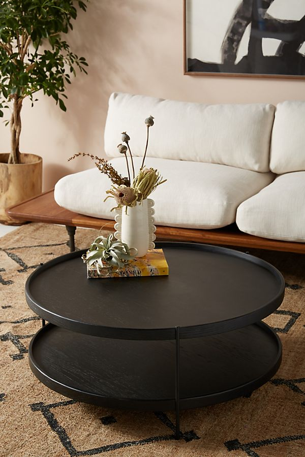 Strange Noir Tiered Coffee Table Ocoug Best Dining Table And Chair Ideas Images Ocougorg