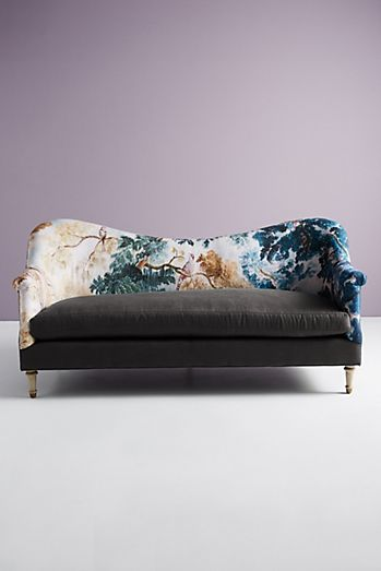 Miraculous Grey Couches Sofas Loveseats Anthropologie Gamerscity Chair Design For Home Gamerscityorg