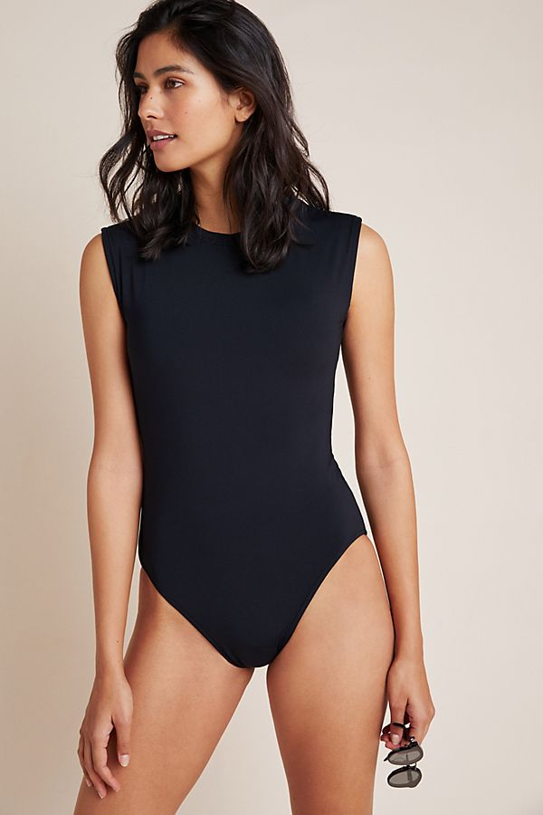 Slide View: 1: Seafolly Active One-Piece Swimsuit