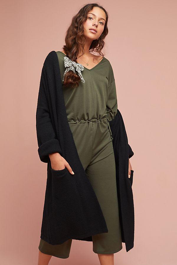 263cbbe6a1c Terry Waisted Jumpsuit