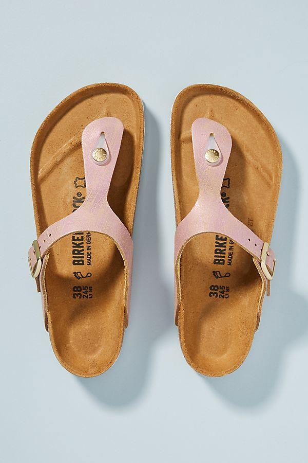 09ff2371eca9 Slide View  2  Birkenstock Gizeh Sandals