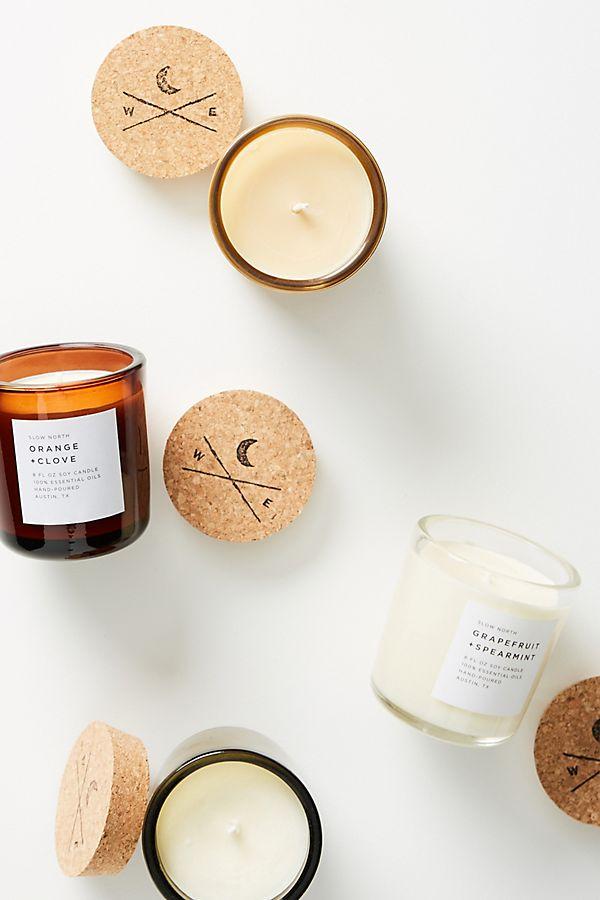 Slide View: 1: Slow North Jar Candle
