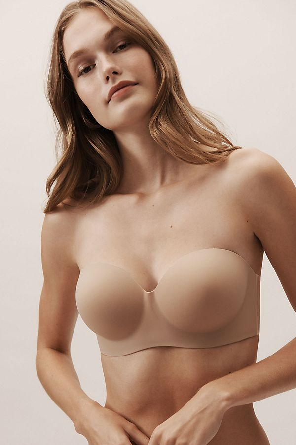 Slide View: 1: Voluptuous Adhesive Bra