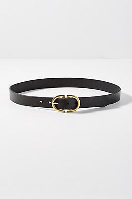 Gilded Buckle Belt by Anthropologie