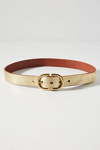 9ef4d2ed0 Gilded Buckle Belt
