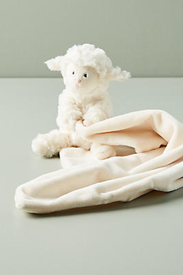 Little Lamb Soother Blanket by Anthropologie