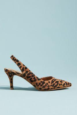efeee1d59a9 Seychelles Ornament Slingback Heels