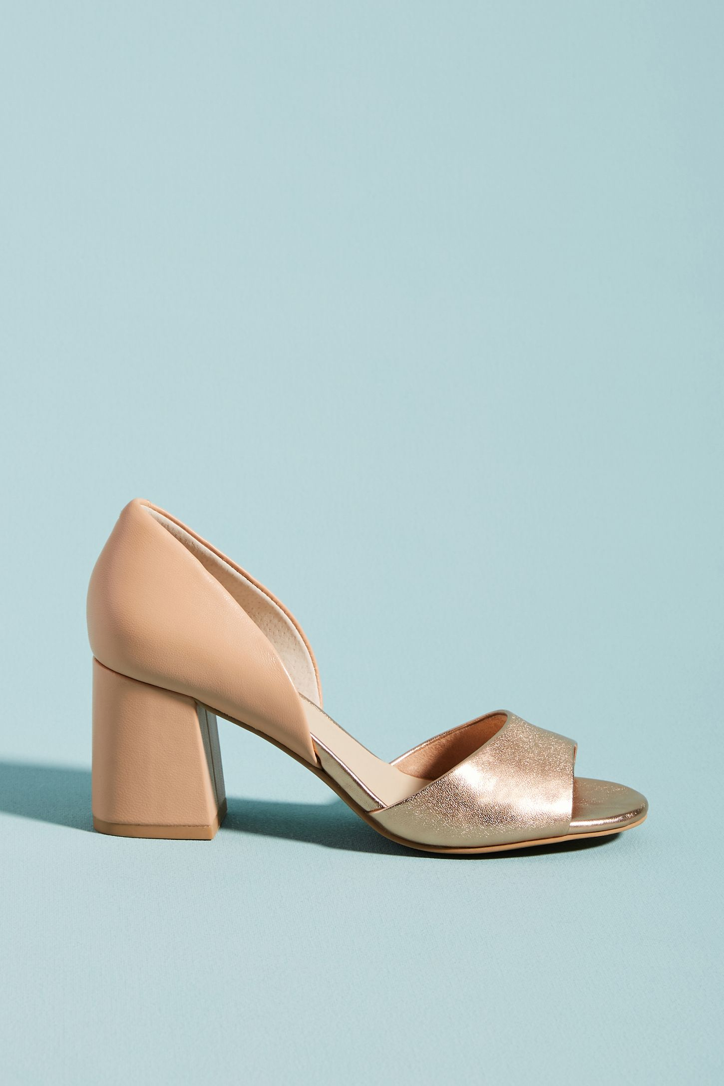 a1147cf2c2 Seychelles Shabby Chic Heels | Anthropologie