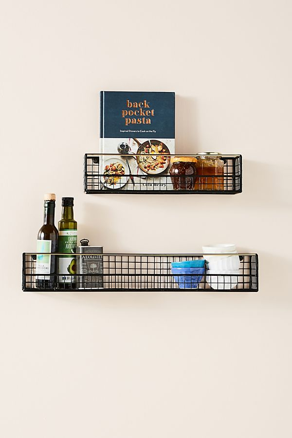 Slide View: 1: Martha Shelf Set