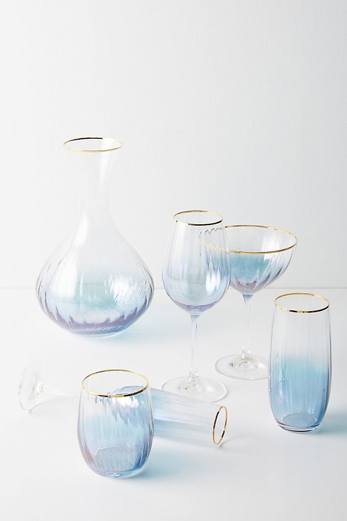 French Style Glassware To Elegant Baccarat Crystal Stemware