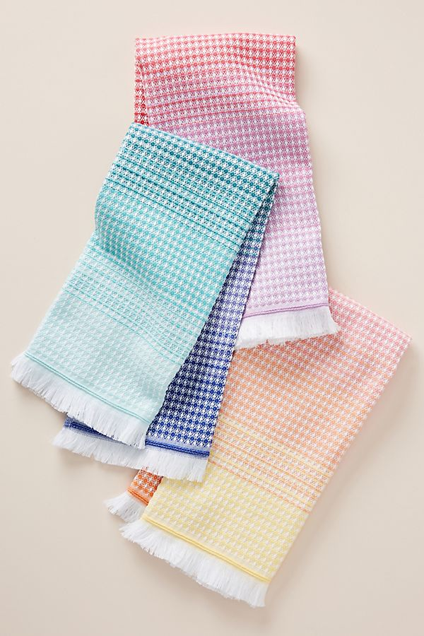 Lillian Dish Towels Set Of 3