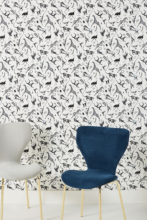 Slide View: 1: Anthropologie Addison Wallpaper