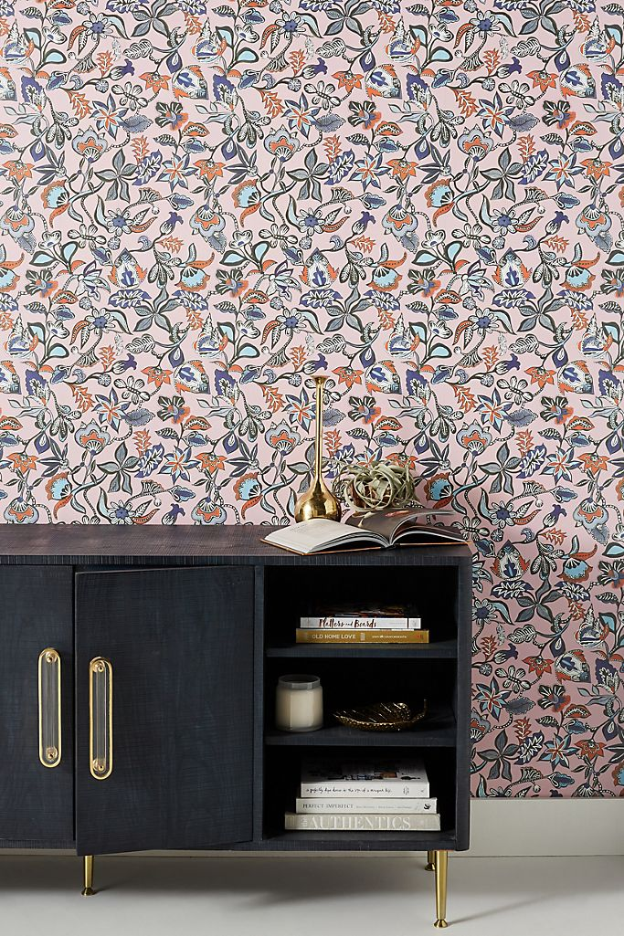 Lola Wallpaper Anthropologie
