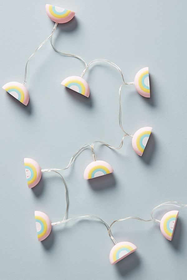 Slide View: 1: Whimsical String Lights