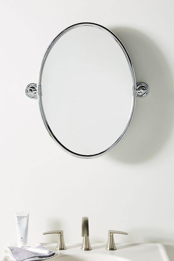 Slide View: 1: Easton Swivel Mirror