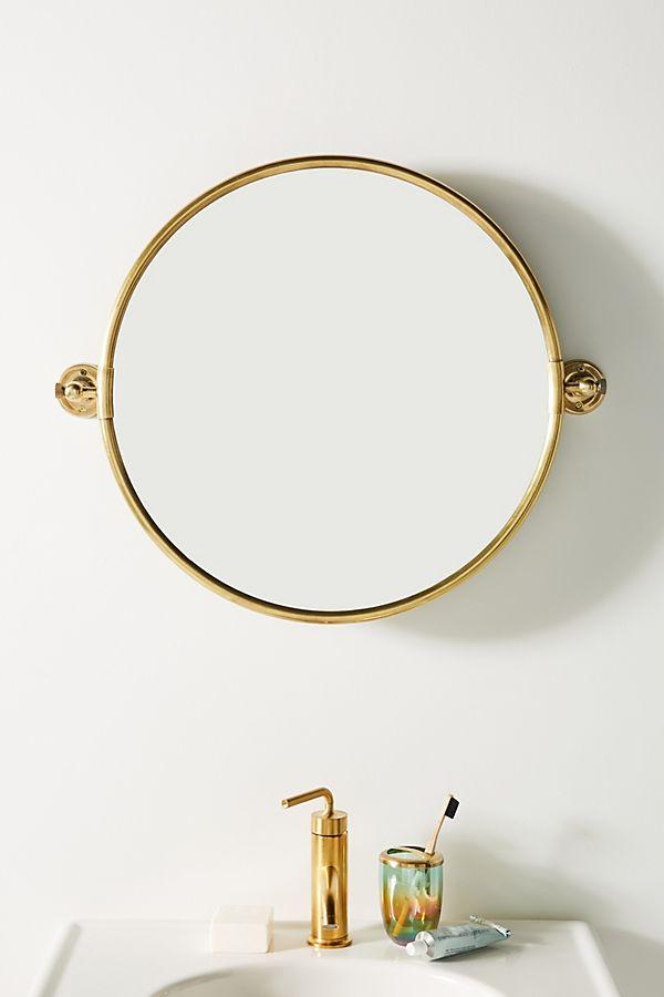 Slide View: 1: Hale Swivel Mirror