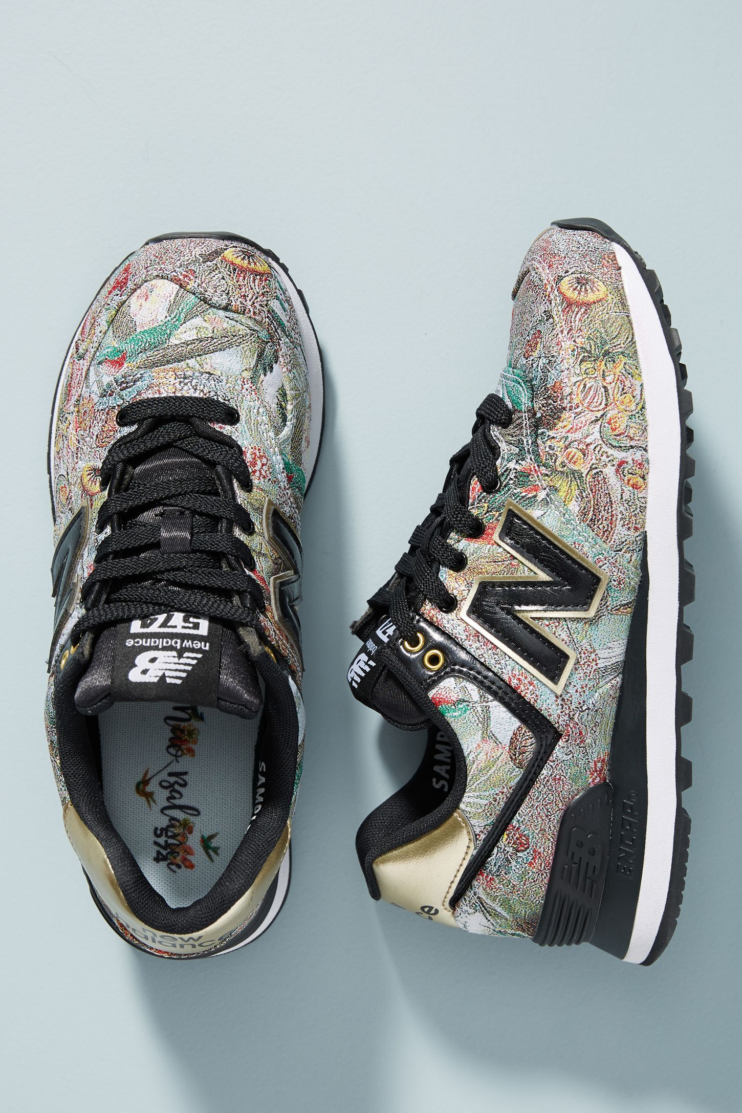 the latest 5d977 ef84b New Balance Sweet Nectar 574 Sneakers
