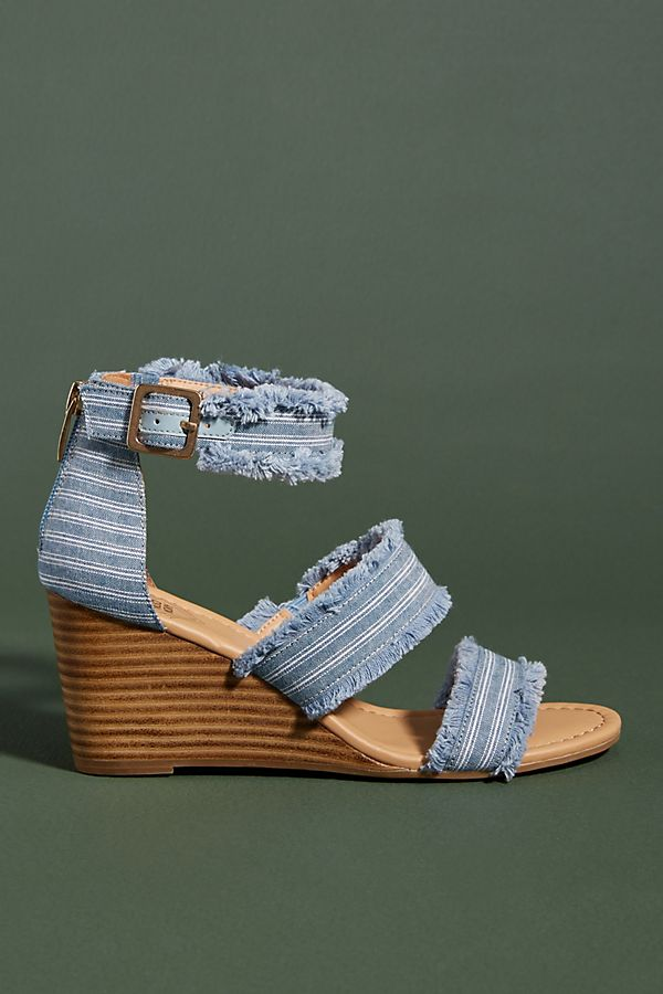 0a7d4fb3853 Dolce by Mojo Moxy Cassie Wedge Sandals