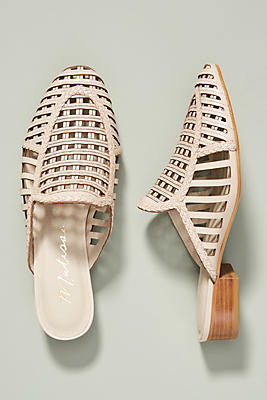 Matisse Frenchie Woven Slides by Matisse