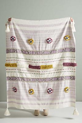 Kamryn Throw Blanket by Anthropologie
