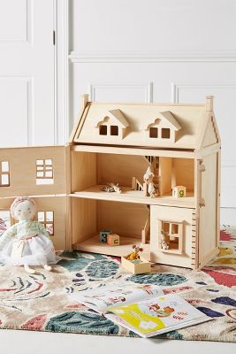 Victorian Doll House by Plan Toys