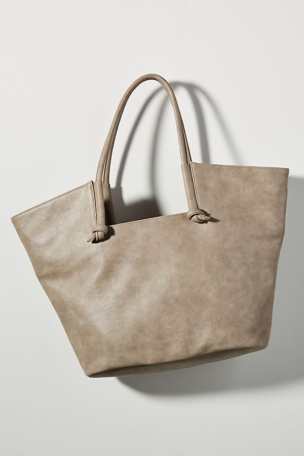 bc493f7e92 Kaitlyn Knotted Tote Bag