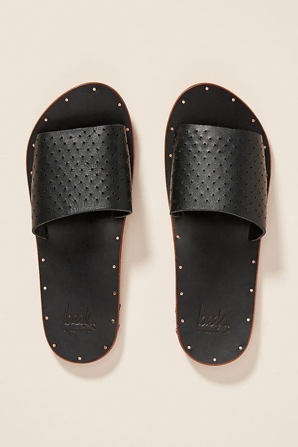 dc558359383 Slide View  1  Beek Mockingbird Slide Sandals