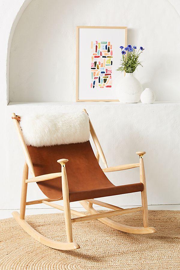 Tremendous Sydney Rocking Chair Creativecarmelina Interior Chair Design Creativecarmelinacom