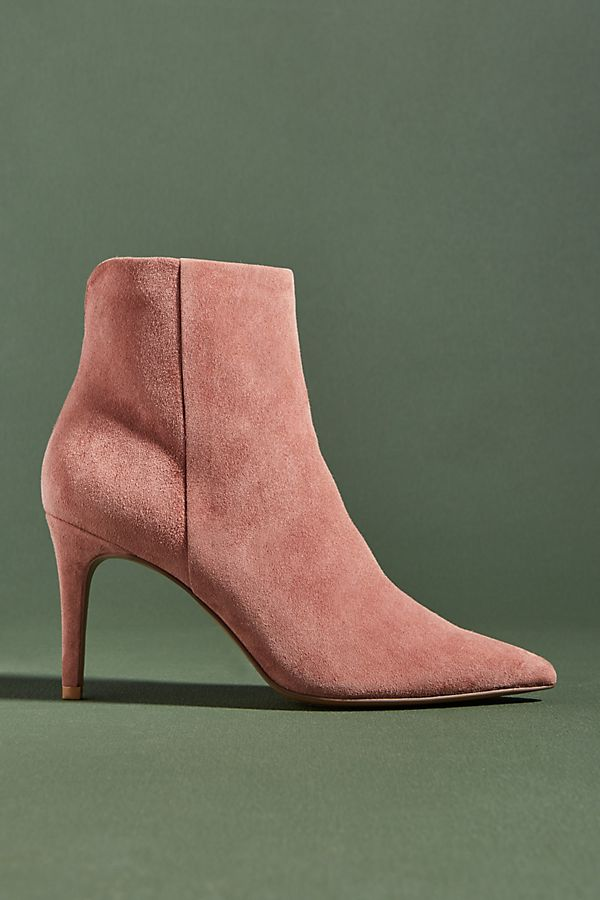 8fc19a7efbb Steven by Steve Madden Leila Pointed-Toe Booties