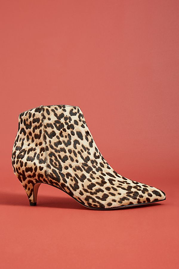 536a8ae6bc11 Sam Edelman Kinzey Leopard Booties