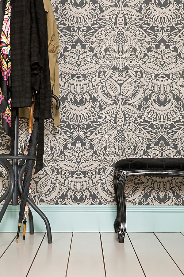 Slide View: 1: Farrow & Ball Orangerie Wallpaper