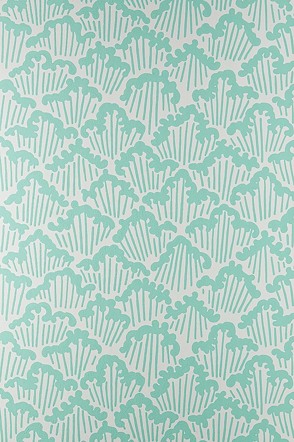 Slide View: 1: Farrow & Ball Aranami Wallpaper