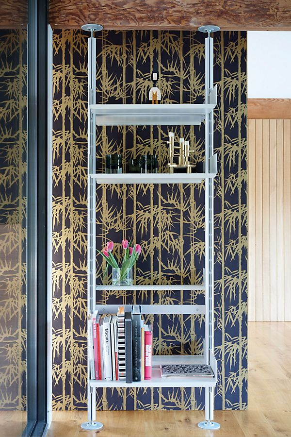 Slide View: 2: Farrow & Ball Bamboo Wallpaper