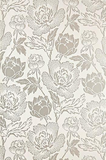 Farrow Ball Floral Wallpaper Modern Floral Wallpaper