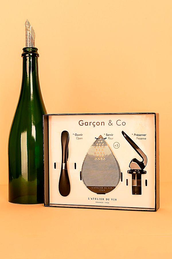 Slide View: 1: Lâ??Atelier du Vin Oeno Garcon & Co