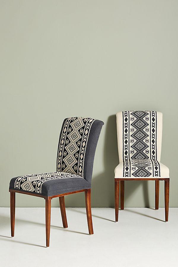 Astonishing Diamond Striped Elza Dining Chair Unemploymentrelief Wooden Chair Designs For Living Room Unemploymentrelieforg