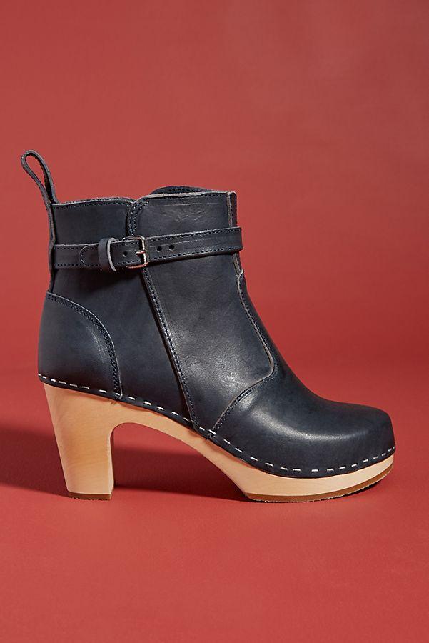 4701be7d984 Swedish Hasbeens Jodhpur Boots
