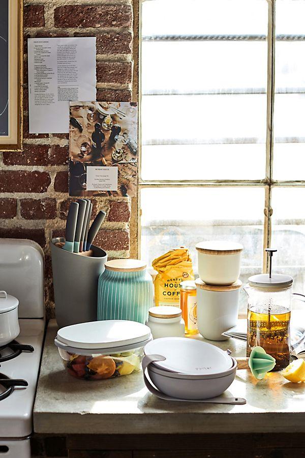 Slide View: 5: W&P Ceramic Porter Storage Bowl