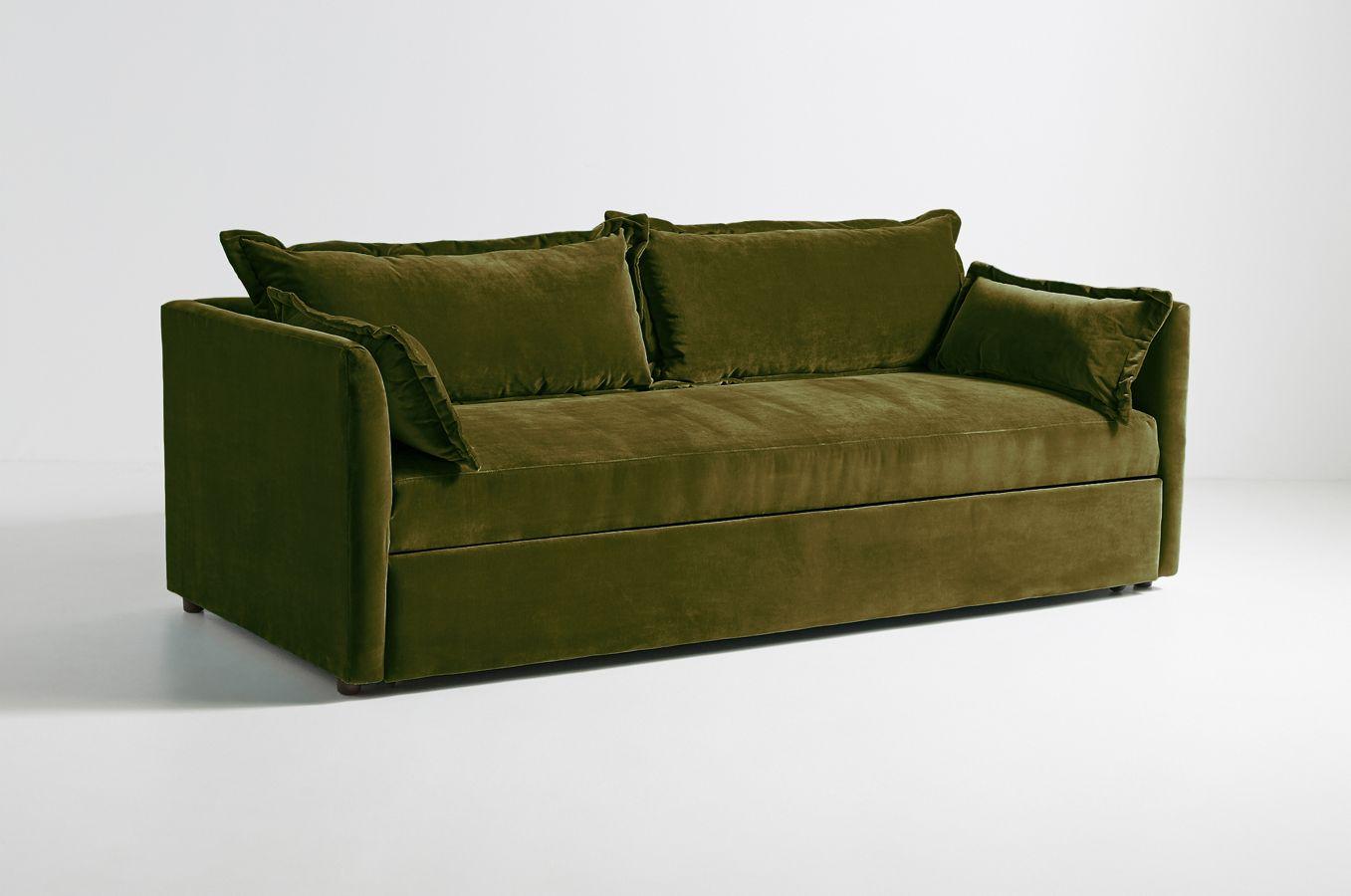 Outstanding Denver Trundle Sleeper Sofa Short Links Chair Design For Home Short Linksinfo