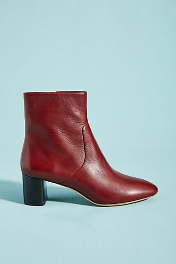 9359060ca7e Loeffler Randall Gema Leather Ankle Boots