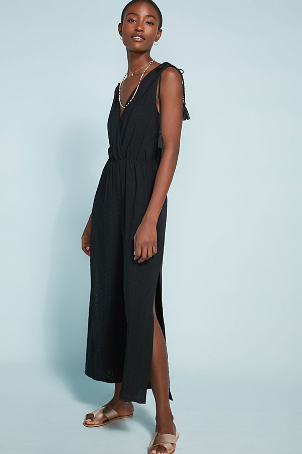 Slide View: 1: Alice Cropped Jumpsuit