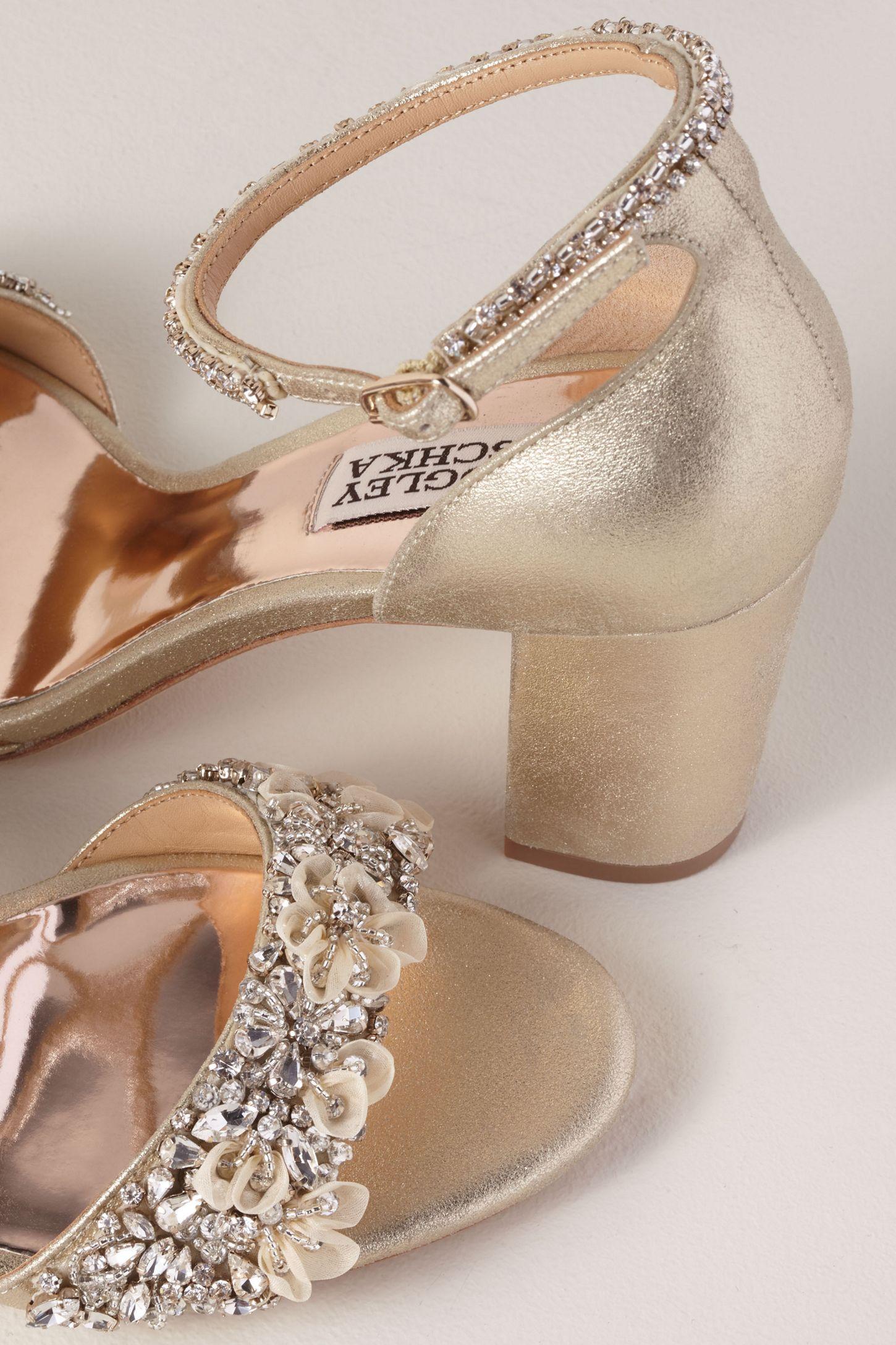 b53f48a27 Badgley Mischka Finesse II Heels | Anthropologie