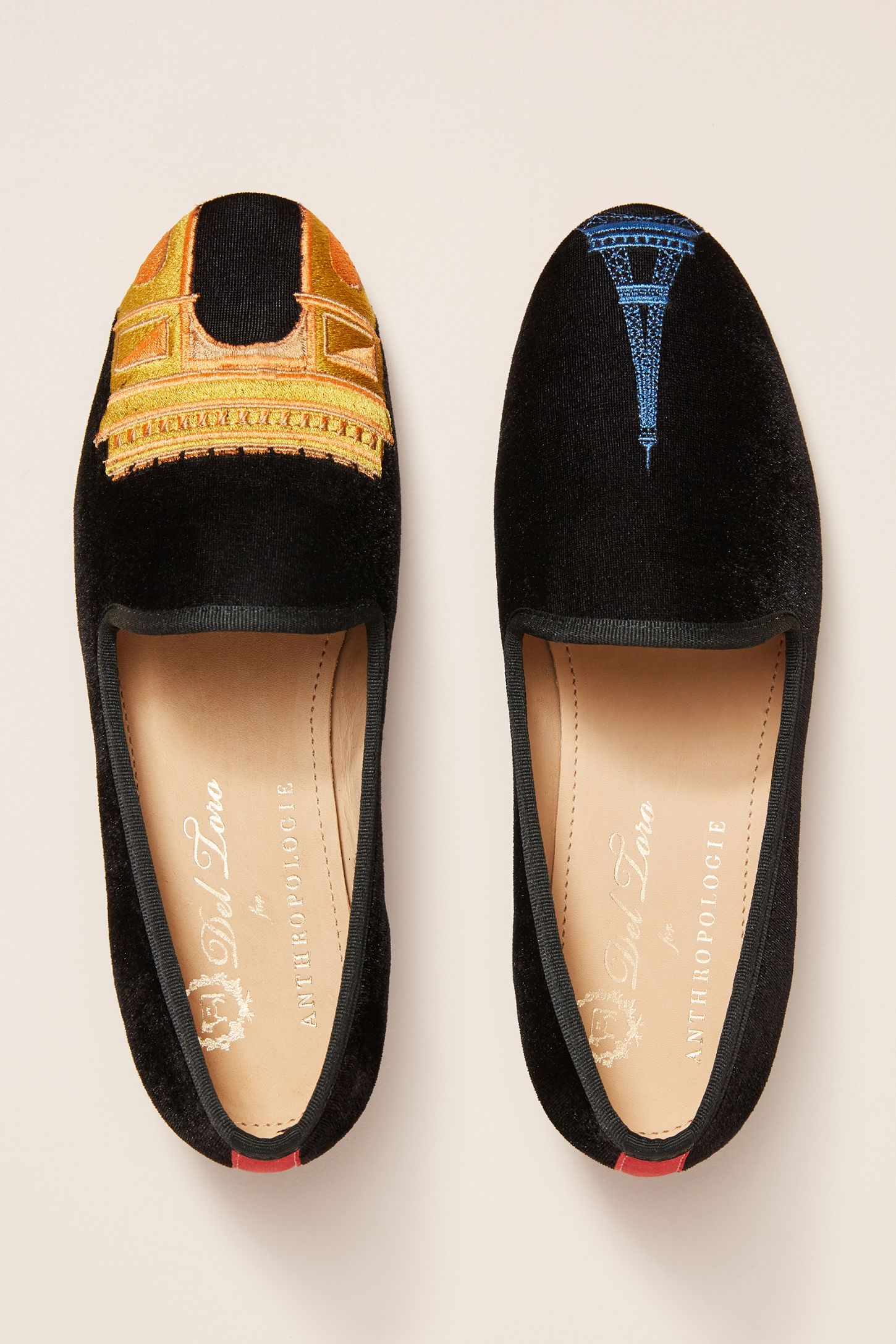 265ea6ac608 Del Toro Paris Flats. Tap image to zoom. Hover your mouse over an image to  zoom. Double Tap to Zoom