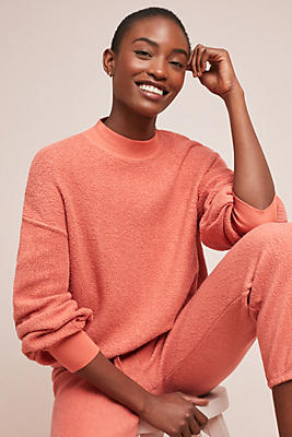 Slide View: 1: Stateside Terry Pullover