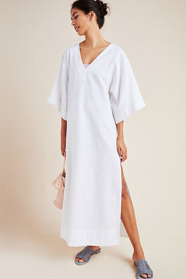 Slide View: 1: Mara Hoffman Paola Cover-Up Dress