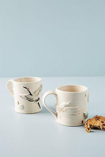 e0acedc752c Mugs   Coffee Mugs & Teacups   Anthropologie