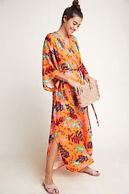 Roeqiya Garden Princess Caftan by Roeqiya For Anthropologie